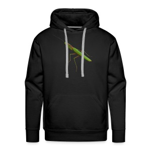 Praying Mantis - Men's Premium Hoodie