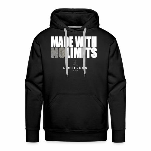 LIMITLESS12 - Men's Premium Hoodie