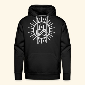 Yoga T-Shirts - Yoga Mind Body Soul - Men's Premium Hoodie