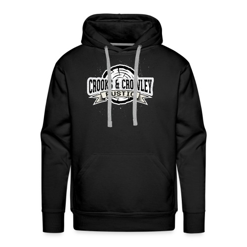 Crooks and Crowley Rustic - Men's Premium Hoodie