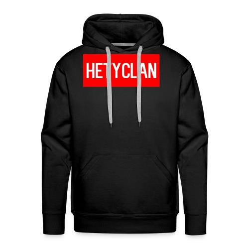 hety shirt - Men's Premium Hoodie