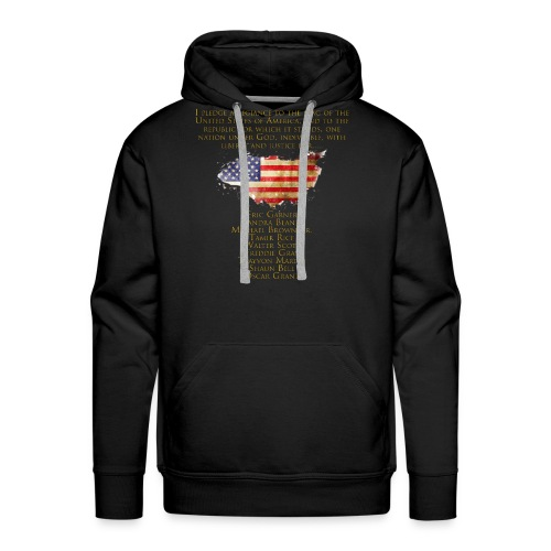 Justice for the Unarmed - Men's Premium Hoodie