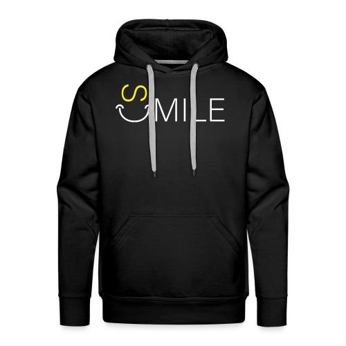 SMILE 7 - Men's Premium Hoodie