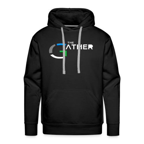 The Gather Logo - Men's Premium Hoodie