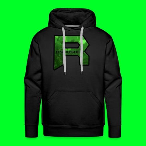 ItsRusher 2018 Logo - Men's Premium Hoodie