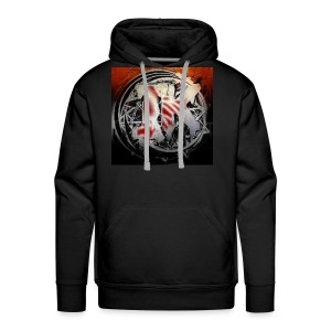 Insane Killa Logo Design - Men's Premium Hoodie