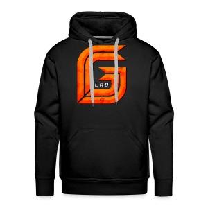 GG_Lad Logo - Men's Premium Hoodie