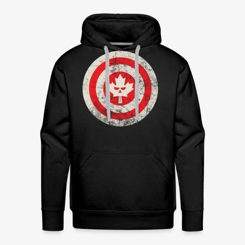 Canadian Shield - Men's Premium Hoodie