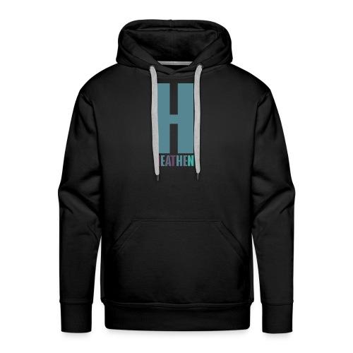 Just Heathen - Men's Premium Hoodie