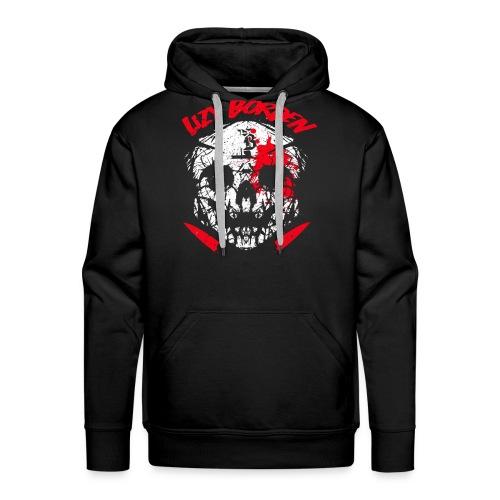 Lizy Borden Survival Skull - Men's Premium Hoodie