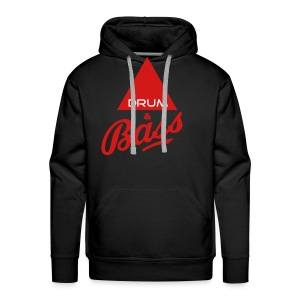 Drum and Bass - Men's Premium Hoodie