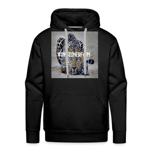 Jaguar print! - Men's Premium Hoodie