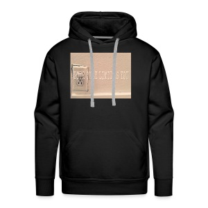 Casey Pierce banner art - Men's Premium Hoodie