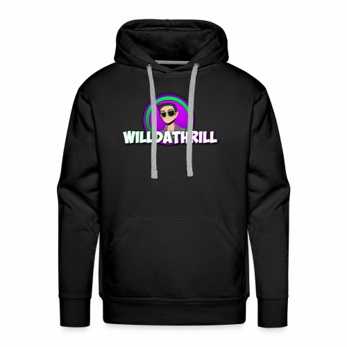WillDaThrill Regular - Men's Premium Hoodie