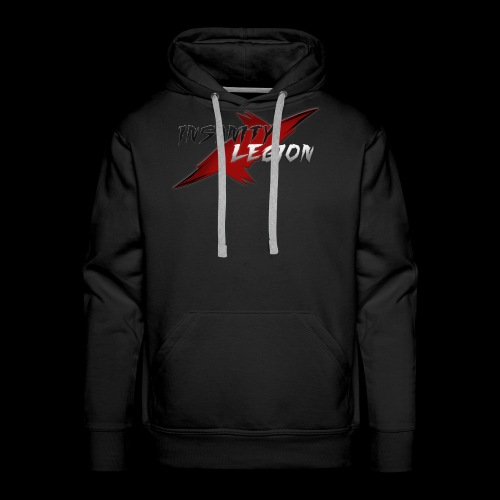 Insanity Legion Logo - Men's Premium Hoodie