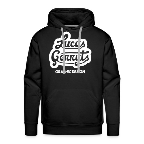 Lucas Gerryts Graphic Design 1 - Men's Premium Hoodie
