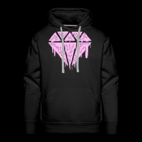 Pink Grime Nobyl Gem - Men's Premium Hoodie