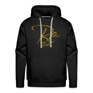 Be 2018 gold - Men's Premium Hoodie