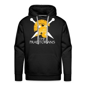 Praetorians logo - Men's Premium Hoodie
