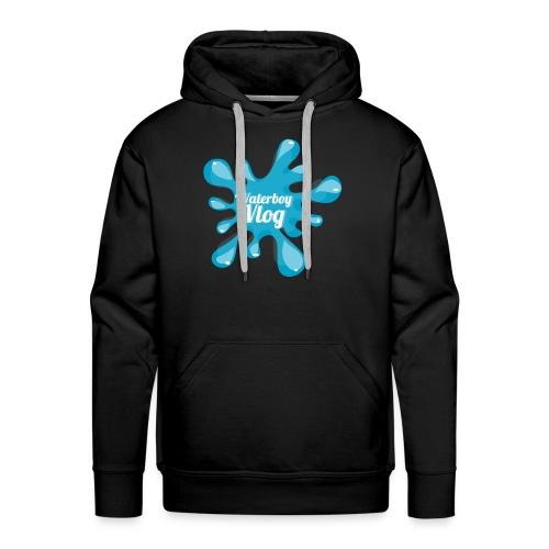 Waterboy Vlog Logo - Men's Premium Hoodie