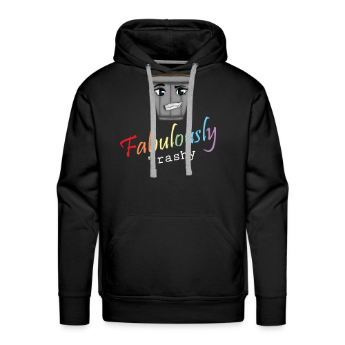 Fabulously Trashy - Men's Premium Hoodie