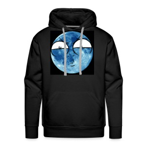 BLUE MOON ORIGINAL - Men's Premium Hoodie