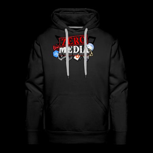 ZeroMedia SHIRT - Men's Premium Hoodie