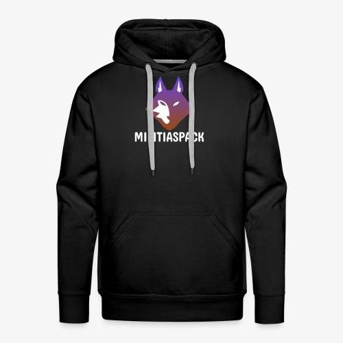 Militiaspack Purple - Men's Premium Hoodie