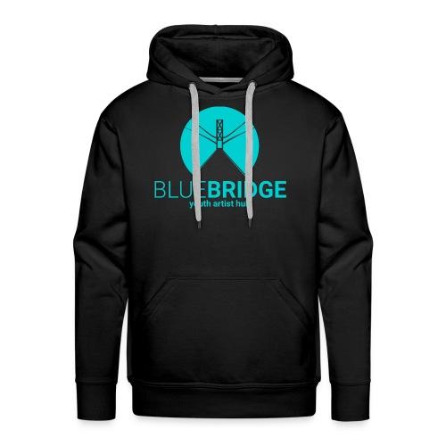 Blue Bridge - Men's Premium Hoodie