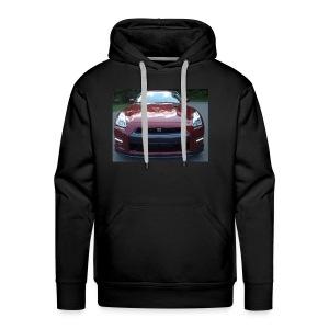 Red GTR - Men's Premium Hoodie
