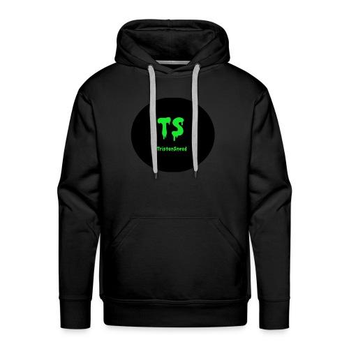 Tristan Snead Zombie Logo - Men's Premium Hoodie