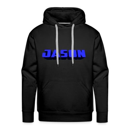 Jason In 3D - Men's Premium Hoodie