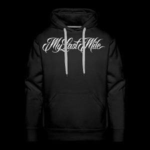 My Last Mile Merch - Men's Premium Hoodie