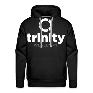 Trinity Centered white - Men's Premium Hoodie