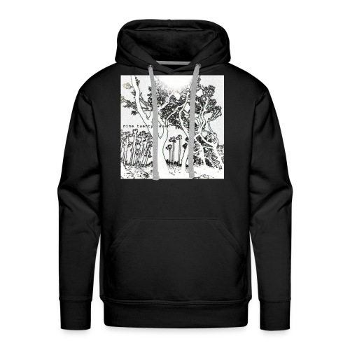 Nine Twenty Seven - Trees - Men's Premium Hoodie