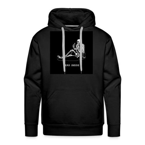 Dead Inside - Men's Premium Hoodie