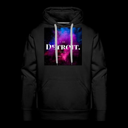I. AM. DETROIT. ASTRO - Men's Premium Hoodie
