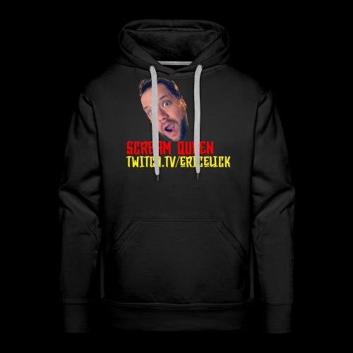 scream queen shirt - Men's Premium Hoodie