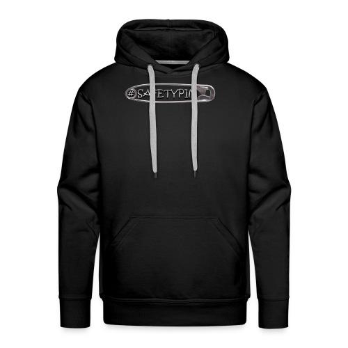 Safety Pin - Men's Premium Hoodie