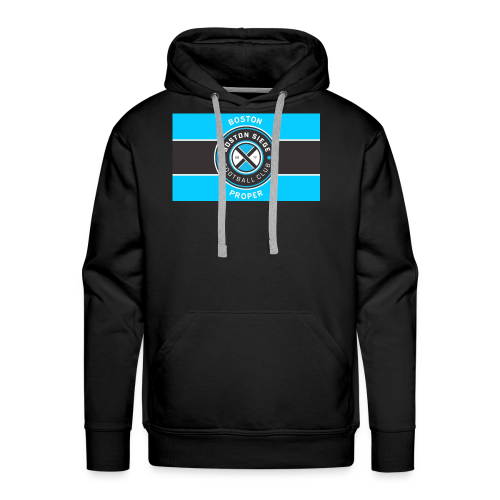 Boston Proper Flag Design - Men's Premium Hoodie
