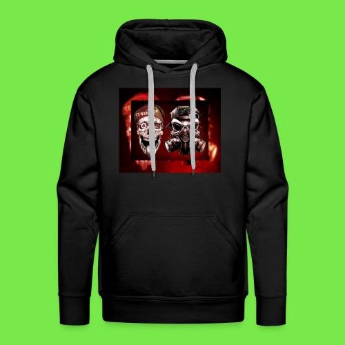 Kid Mafia x CJ Beretta - Men's Premium Hoodie