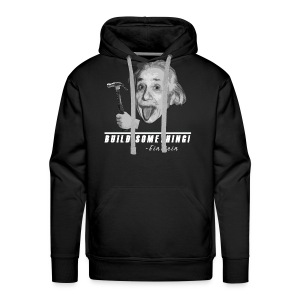 Einstein Makes! - Men's Premium Hoodie