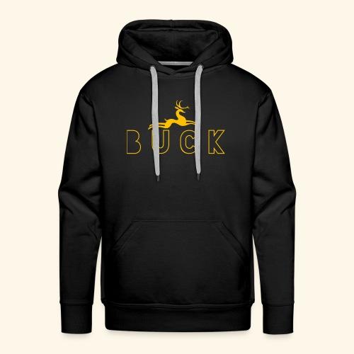 Big Buck - Men's Premium Hoodie