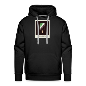 Mint Chocolate Polaroid - Men's Premium Hoodie
