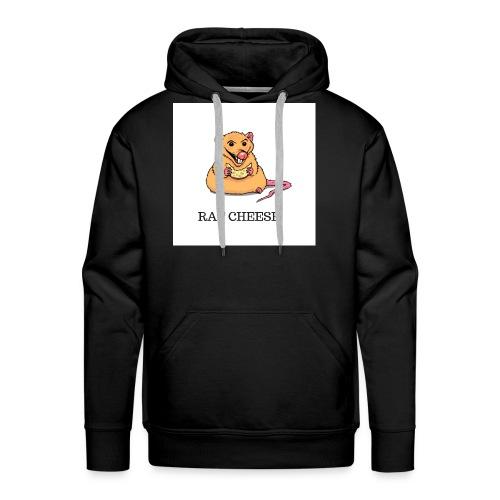 RAT CHEESEEE - Men's Premium Hoodie