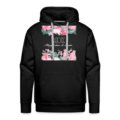 MDK Floral - Men's Premium Hoodie