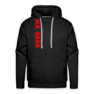 Mr Grub Tee Shirt - Men's Premium Hoodie