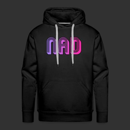 NAD TV Logo - Men's Premium Hoodie