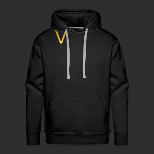 Vorteri Logo - Men's Premium Hoodie