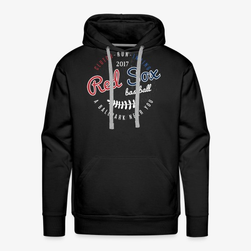 Clutch-Run-Inning Tee shirt - Men's Premium Hoodie